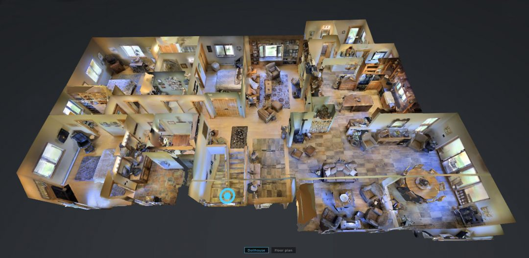 SEEING REAL ESTATE IN 3D