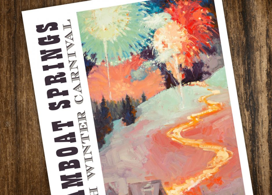 WINTER CARNIVAL POSTERS ON SALE NOW!