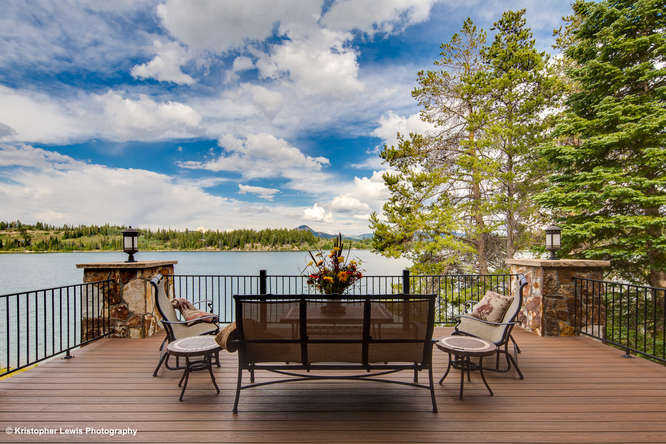 STEAMBOAT SOTHEBY'S INTERNATIONAL REALTY LISTS THE RABBIT EARS LODGE ON LAKE AGNES