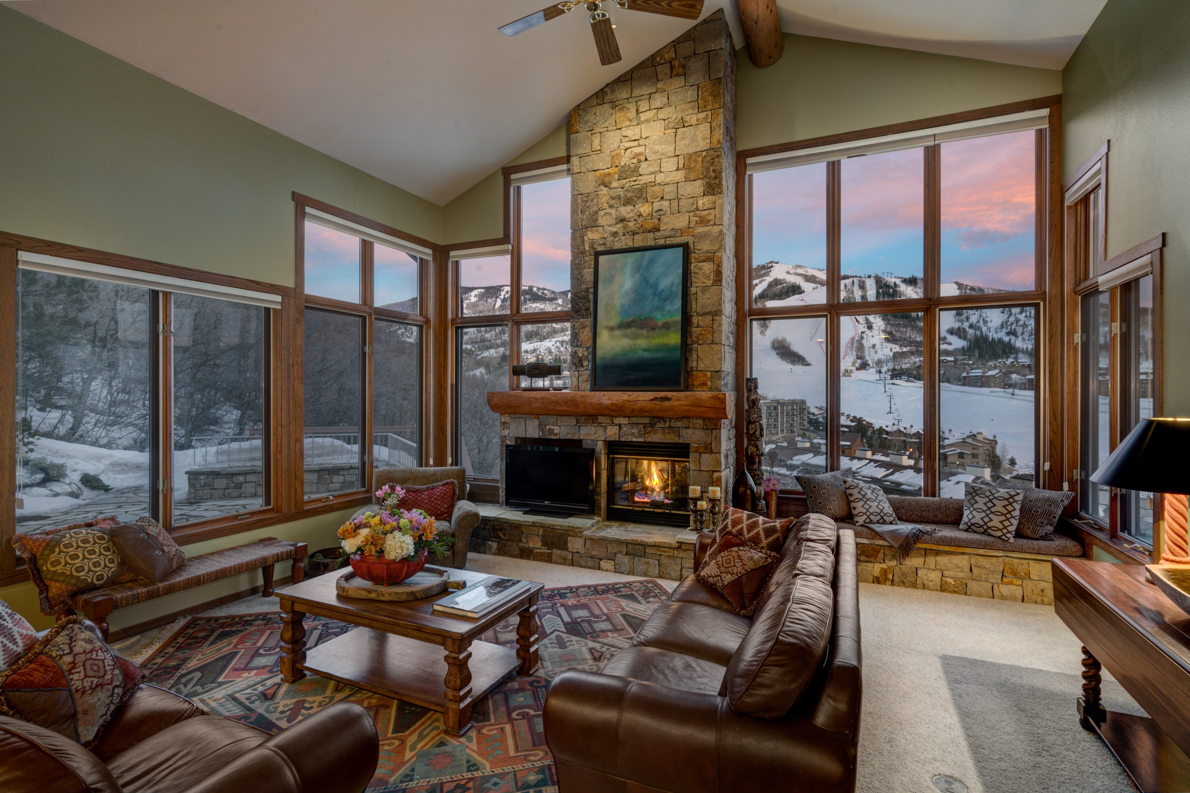 THE SUNDAY HOUSE – STEAMBOAT SPRINGS SKI PROPERTY LISTED FOR SALE