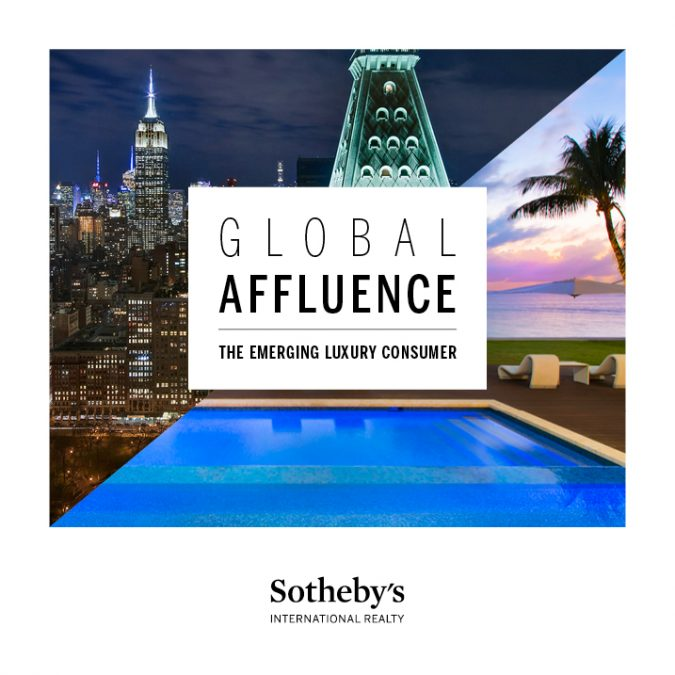 GLOBAL AFFLUENCE: THE EMERGING LUXURY CONSUMER