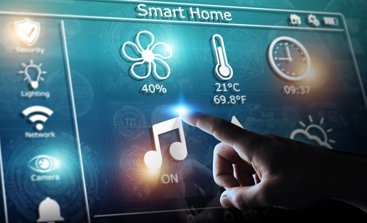 The Evolution Of Smart Home Technology