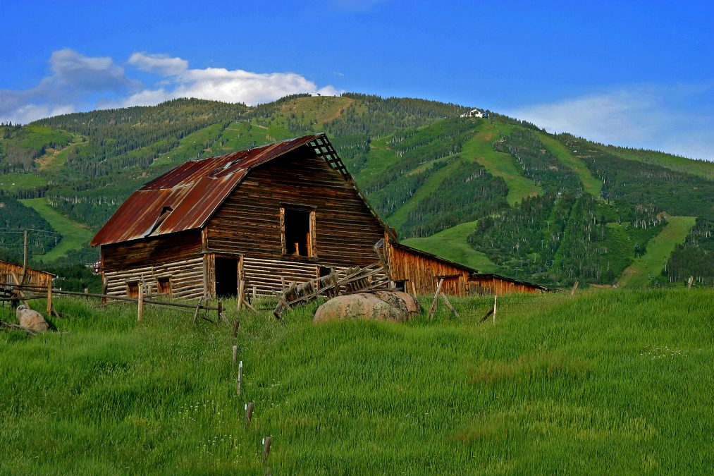 BARN VILLAGE AT STEAMBOAT IS SOLD OUT