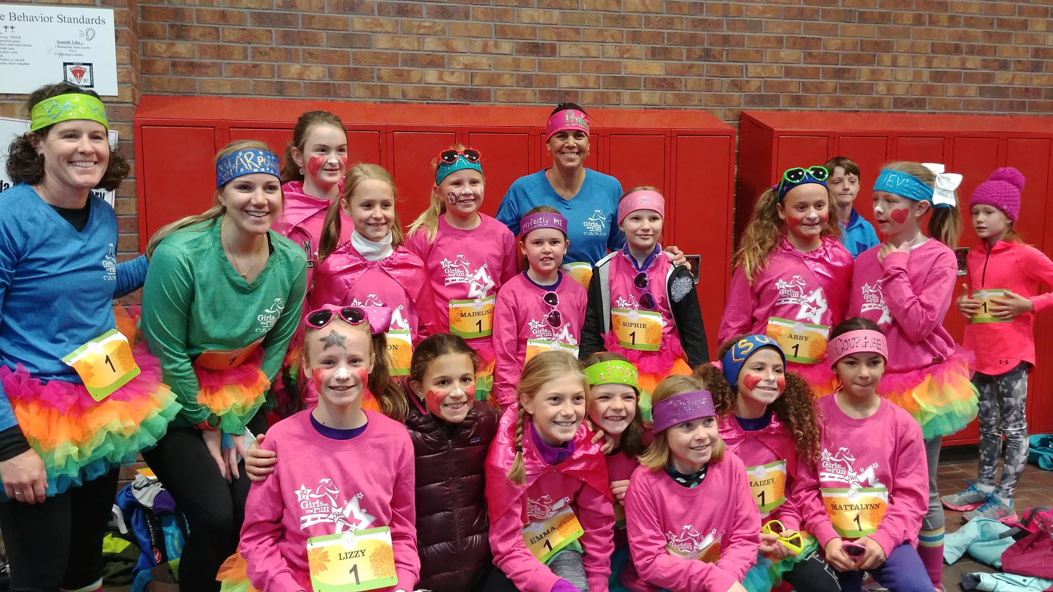 GIRLS ON THE RUN EVENT A HUGE SUCCESS