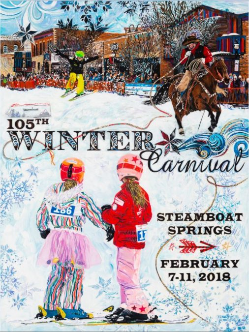 2018 WINTER CARNIVAL POSTER UNVEILED