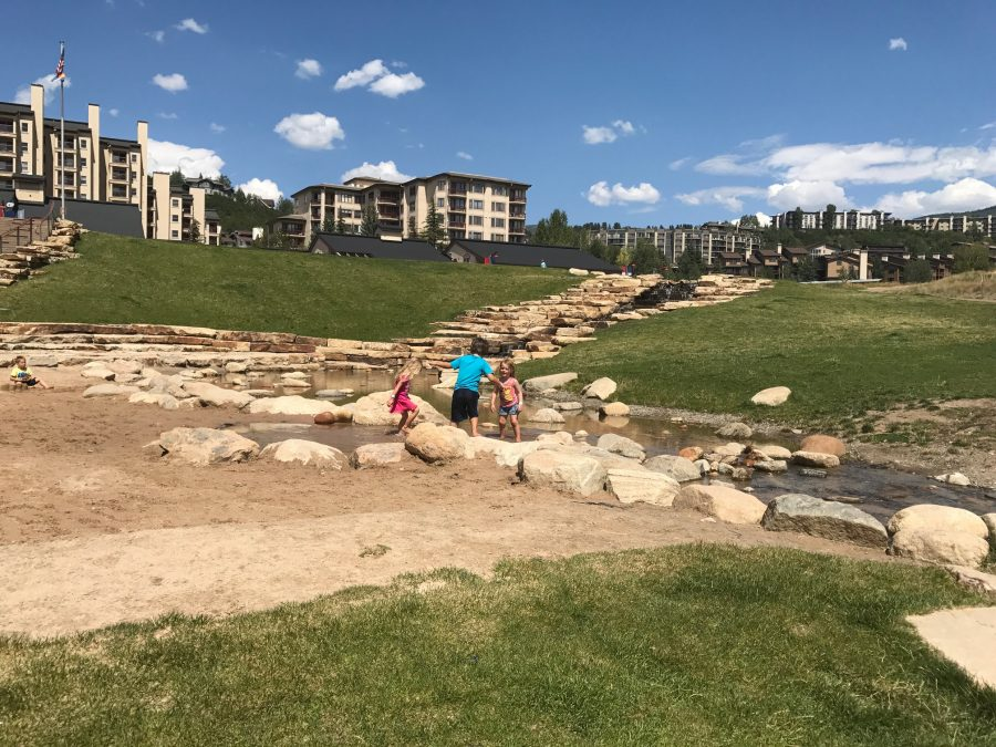 STEAMBOAT'S BASE AREA FACE LIFT