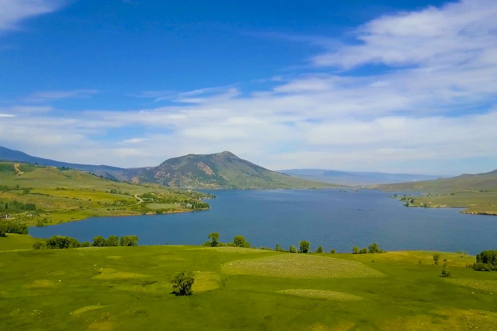 HISTORIC AND UNIQUE SALE – KNORR LAKESIDE RANCH