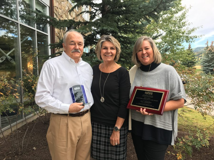 BROKERS RECOGNIZED FOR CONTRIBUTIONS AND LEADERSHIP