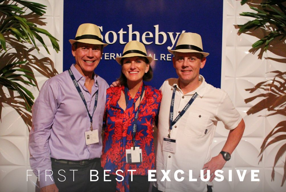 STEAMBOAT SOTHEBY'S INTERNATIONAL REALTY OWNERS ATTEND LEADERSHIP FORUM