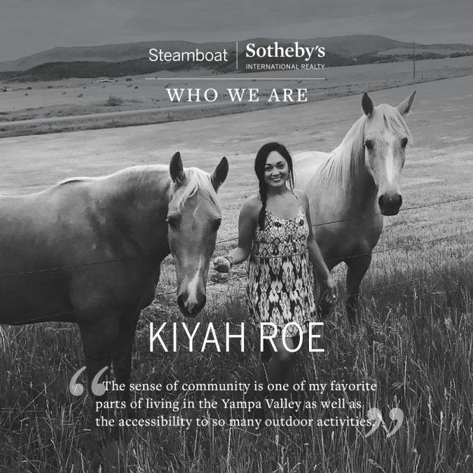 WHO WE ARE – KIYAH ROE