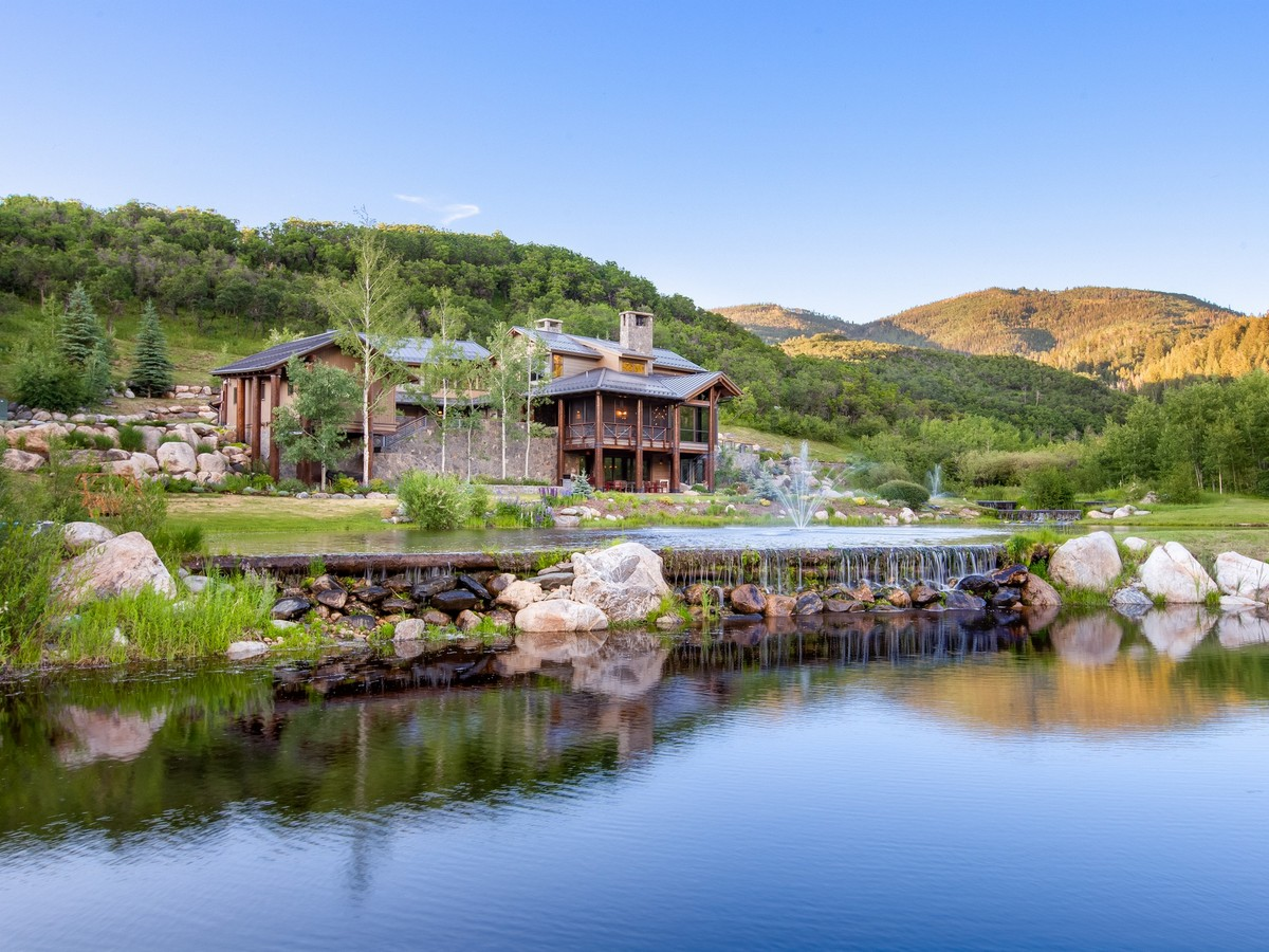 GRAY STONE CANYON – AN EXQUISITE ESTATE IN STEAMBOAT'S MOST COVETED LOCATION