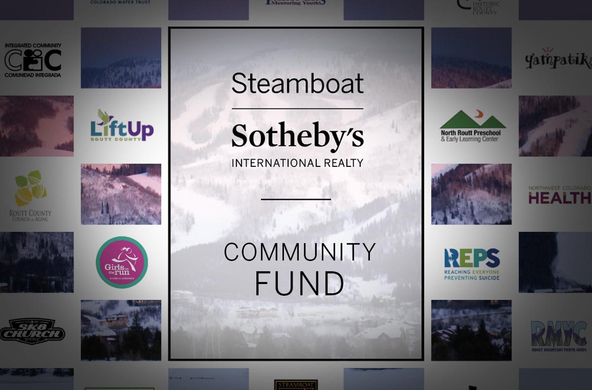 COMMUNITY FUND GRANTS SURPASS $60,000