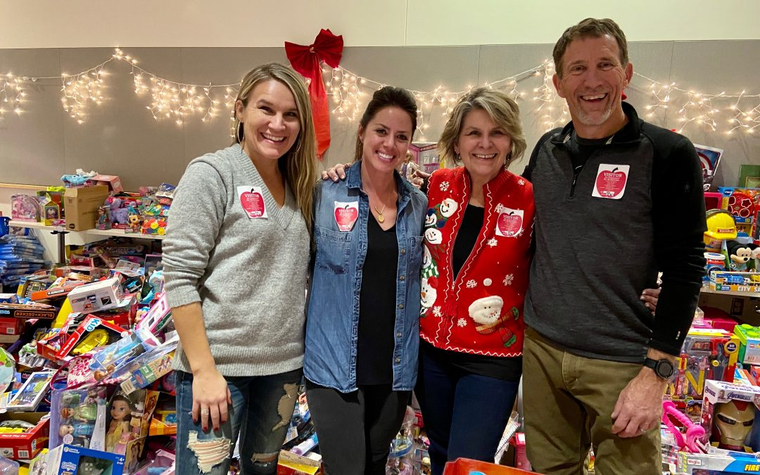 MICKEY'S FUND: BRINGING THE MAGIC OF THE HOLIDAYS TO CHILDREN'S HOSPITAL COLORADO