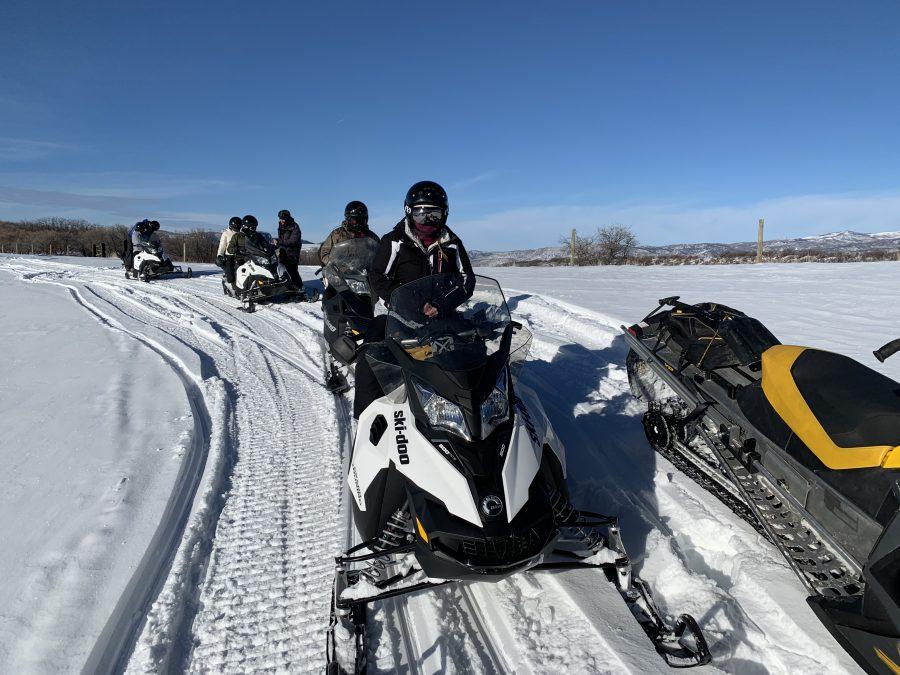 BRAP, BRAP, BRAP! SNOWMOBILING STEAMBOAT