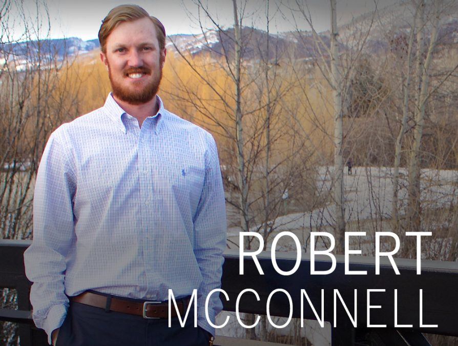 STEAMBOAT SOTHEBY'S INTERNATIONAL REALTY WELCOMES ROBERT MCCONNELL
