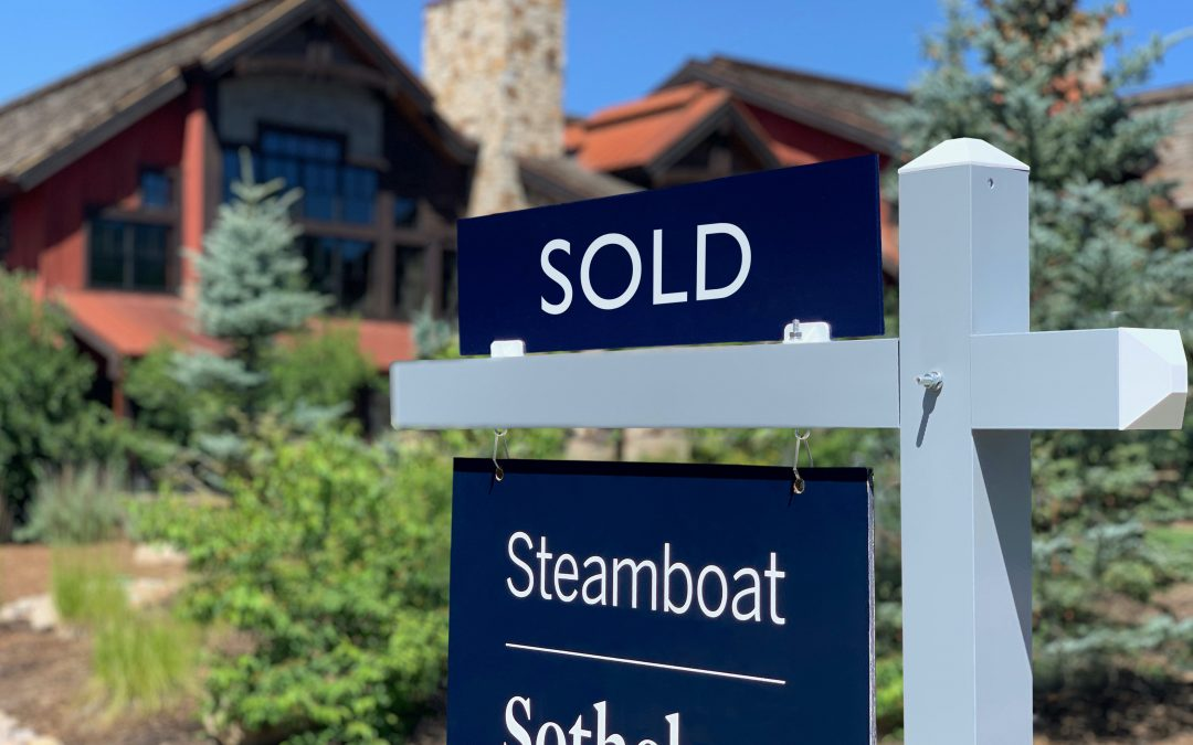 A MESSAGE OF POSITIVITY FROM STEAMBOAT SOTHEBY'S INT'L REALTY
