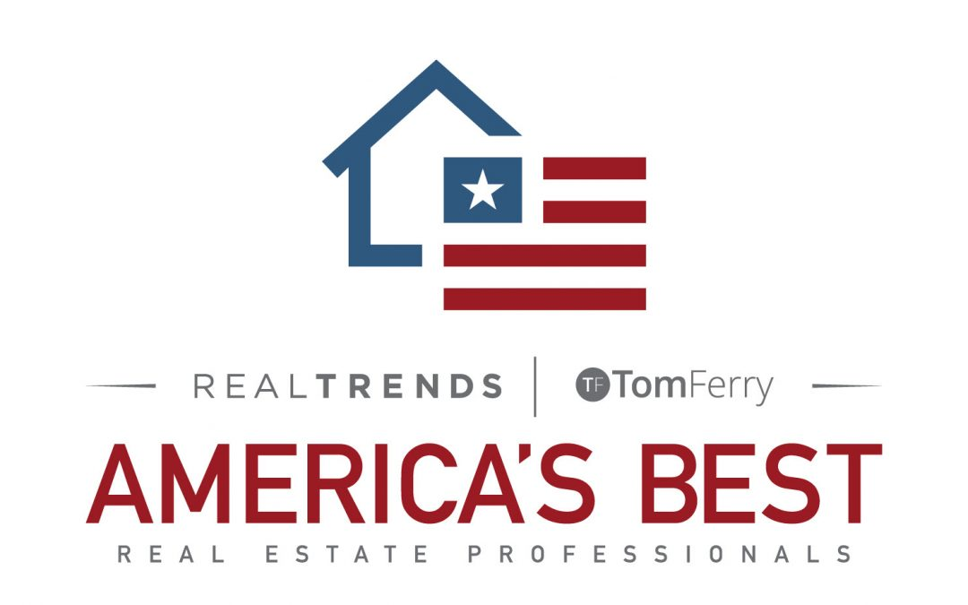 """STEAMBOAT SOTHEBY'S INTERNATIONAL REALTY AGENTS RECOGNIZED ON 2020 REAL TRENDS """"AMERICA'S BEST"""" RANKINGS"""