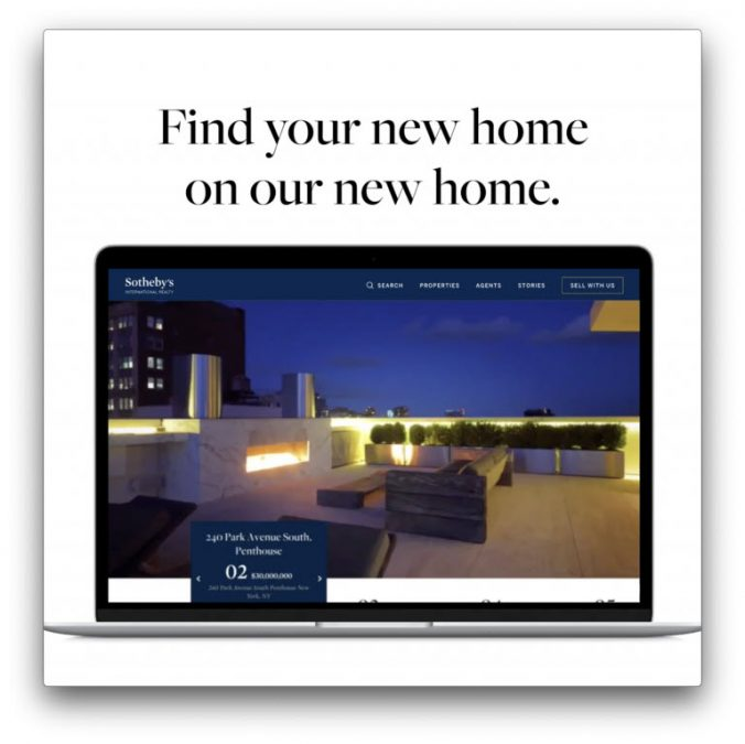 INTRODUCING THE NEW SOTHEBYSREALTY.COM
