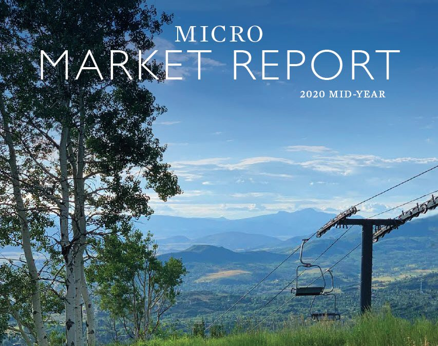 RUNNING FOR THE HILLS: THE IMPACT OF COVID ON THE STEAMBOAT REAL ESTATE MARKET