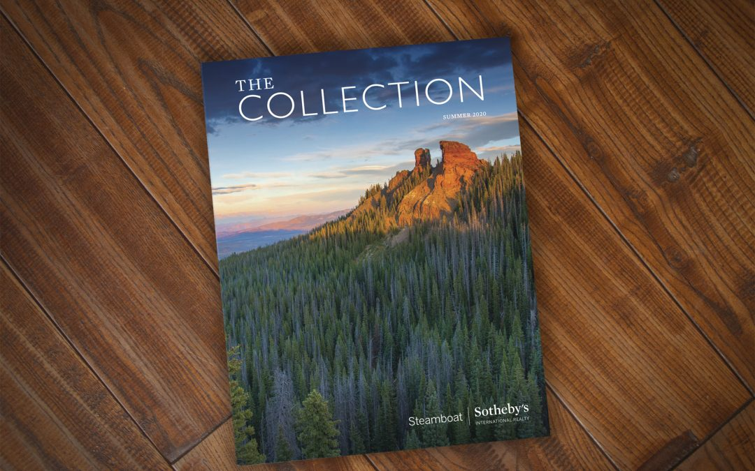 STEAMBOAT SOTHEBY'S INTERNATIONAL REALTY PRESENTS: THE COLLECTION – SUMMER 2020
