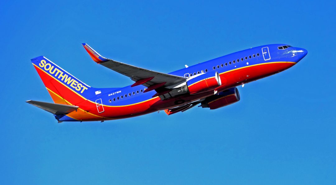 SOUTHWEST AIRLINES ANNOUNCES SERVICE PLANS FOR STEAMBOAT SPRINGS
