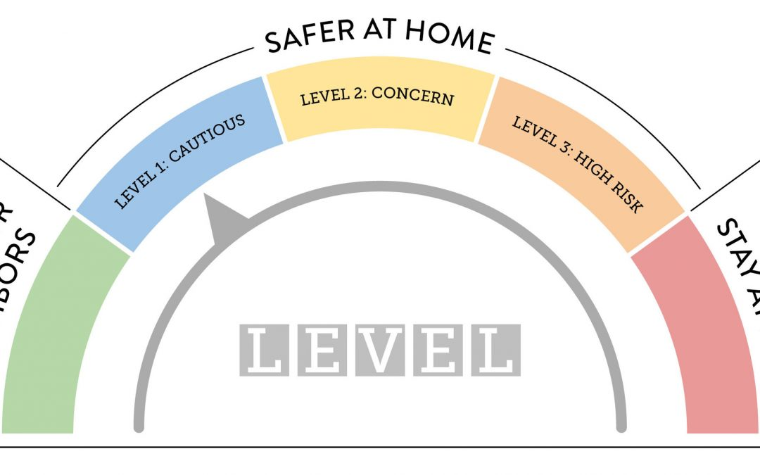 ROUTT COUNTY RESTRICTIONS AT LEVEL ONE, SAFER AT HOME