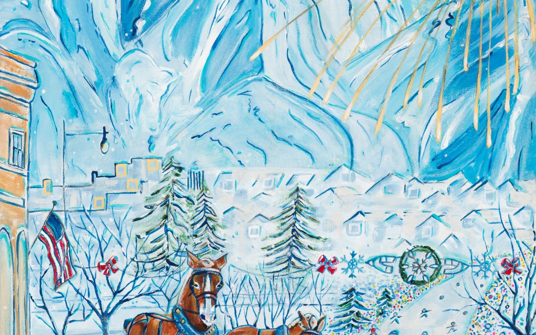 A TRUE CALLING: GETTING TO KNOW 2021 WINTER CARNIVAL ARTIST SARAH JUSCHKA