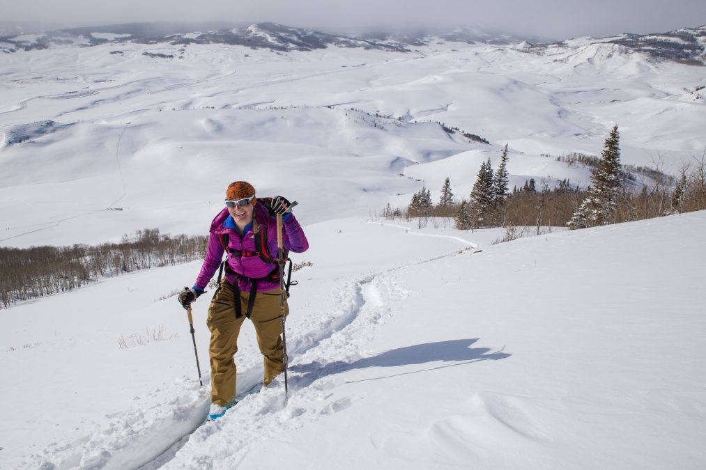 OUT OF BOUNDS: INTRODUCING BLUEBIRD BACKCOUNTRY, COLORADO'S FIRST CHAIRLIFT-FREE SKI RESORT