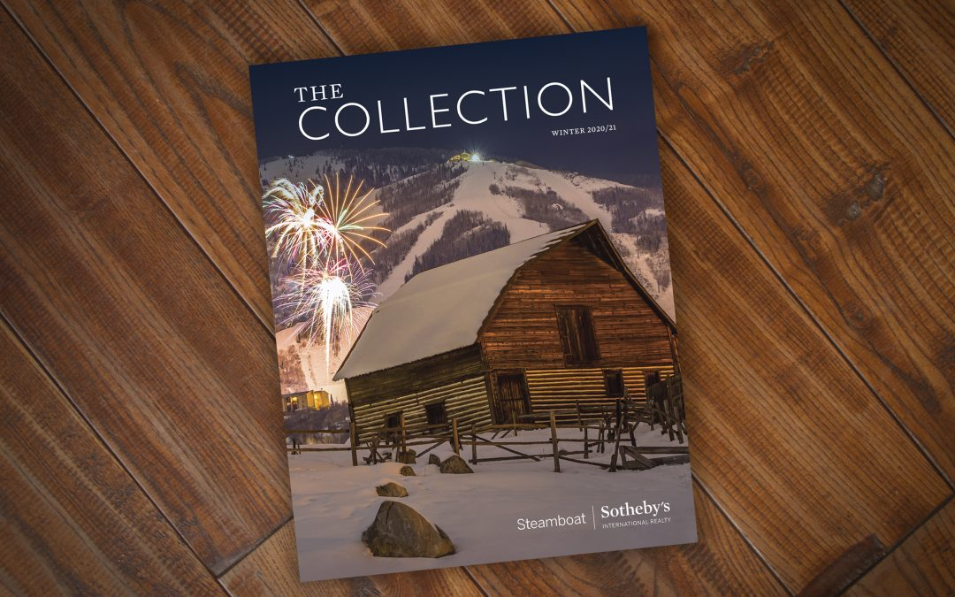 STEAMBOAT SOTHEBY'S INTERNATIONAL REALTY PRESENTS: THE COLLECTION – WINTER 20/21