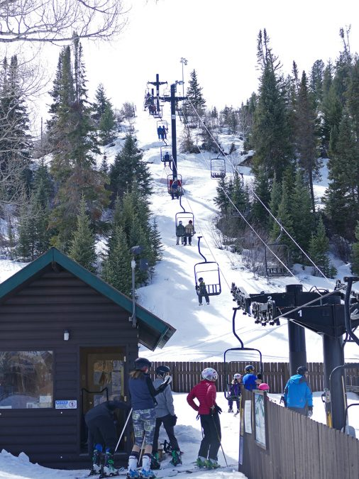A LIFT UP: HOWELSEN HILL'S BARROWS CHAIR GETS LONG-AWAITED UPGRADE