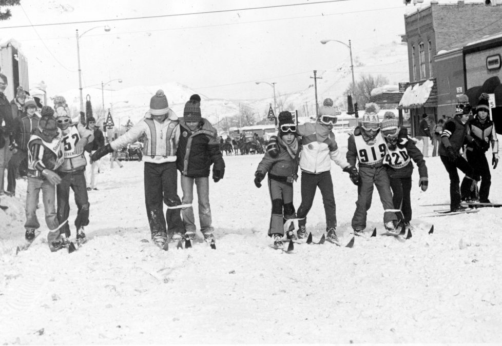 THE REST IS HISTORY: 108 YEARS OF WINTER CARNIVAL