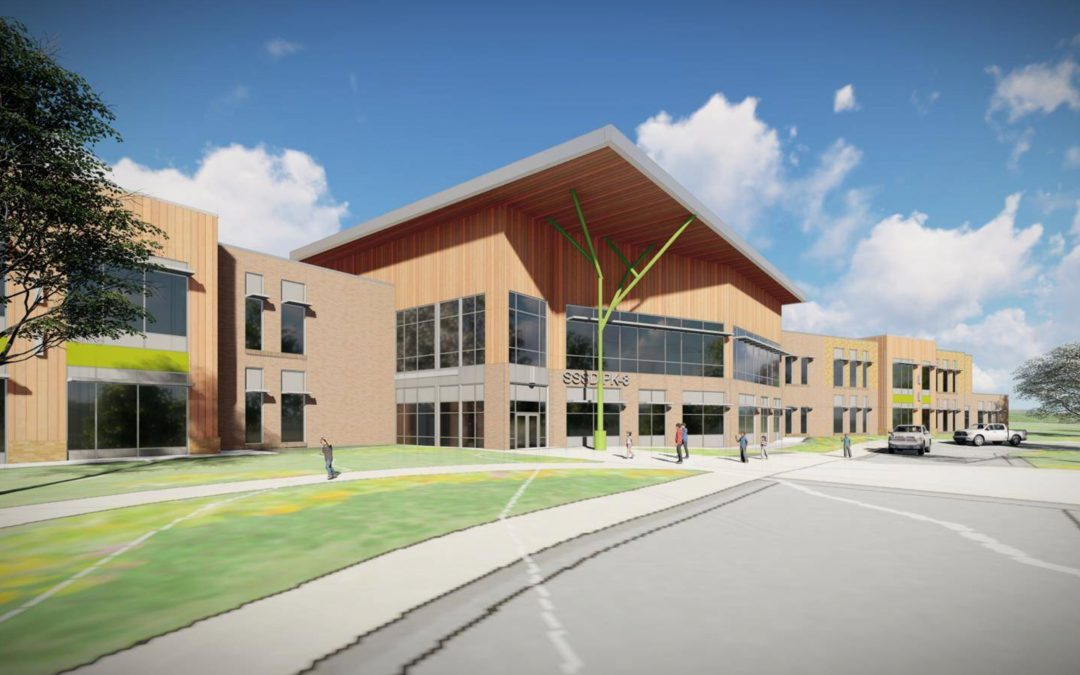 MAKING THE GRADE: NEW SLEEPING GIANT SCHOOL & OTHER DISTRICT IMPROVEMENTS