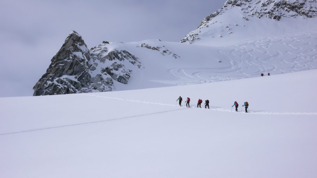 OUT THERE: BACKCOUNTRY SAFETY 101