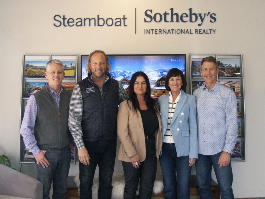 STEAMBOAT SOTHEBY'S INTERNATIONAL REALTY ANNOUNCES OWNERSHIP CHANGE
