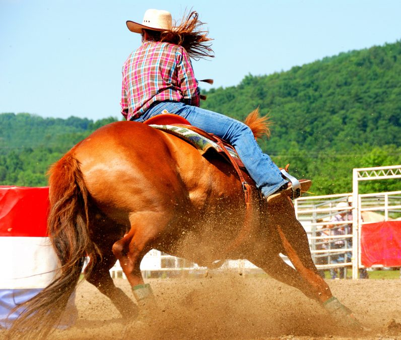 SO YOU WANT TO BE A COWGIRL? THE STEAMBOAT PRO RODEO IS BACK, AND ALL EYES ARE ON THE LADIES