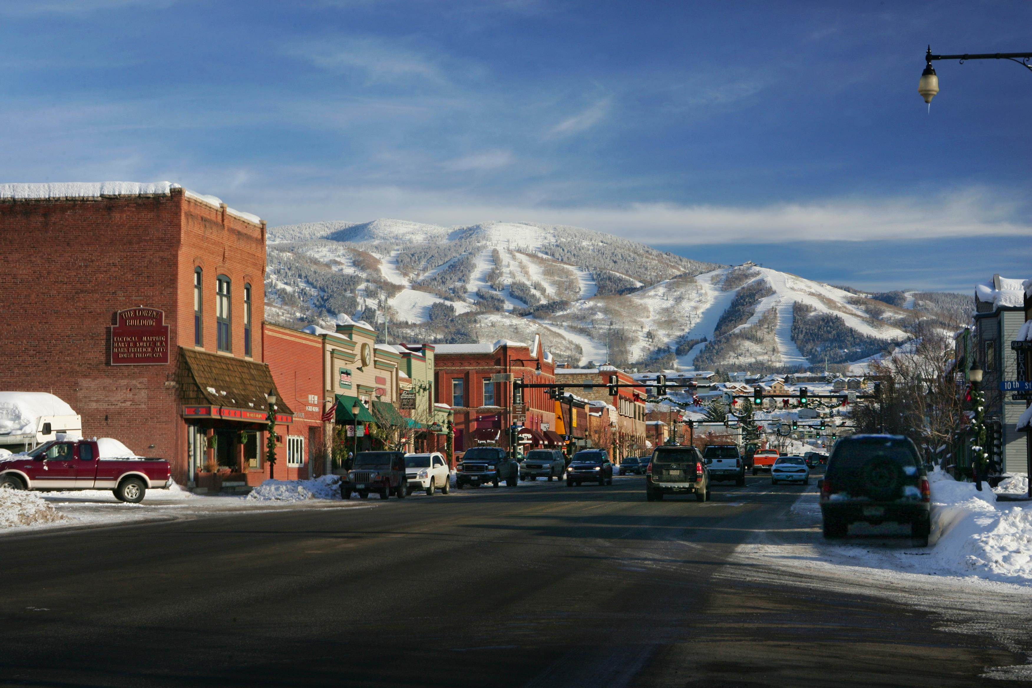 Downtown Steamboat Real Estate Steamboat Springs Colorado