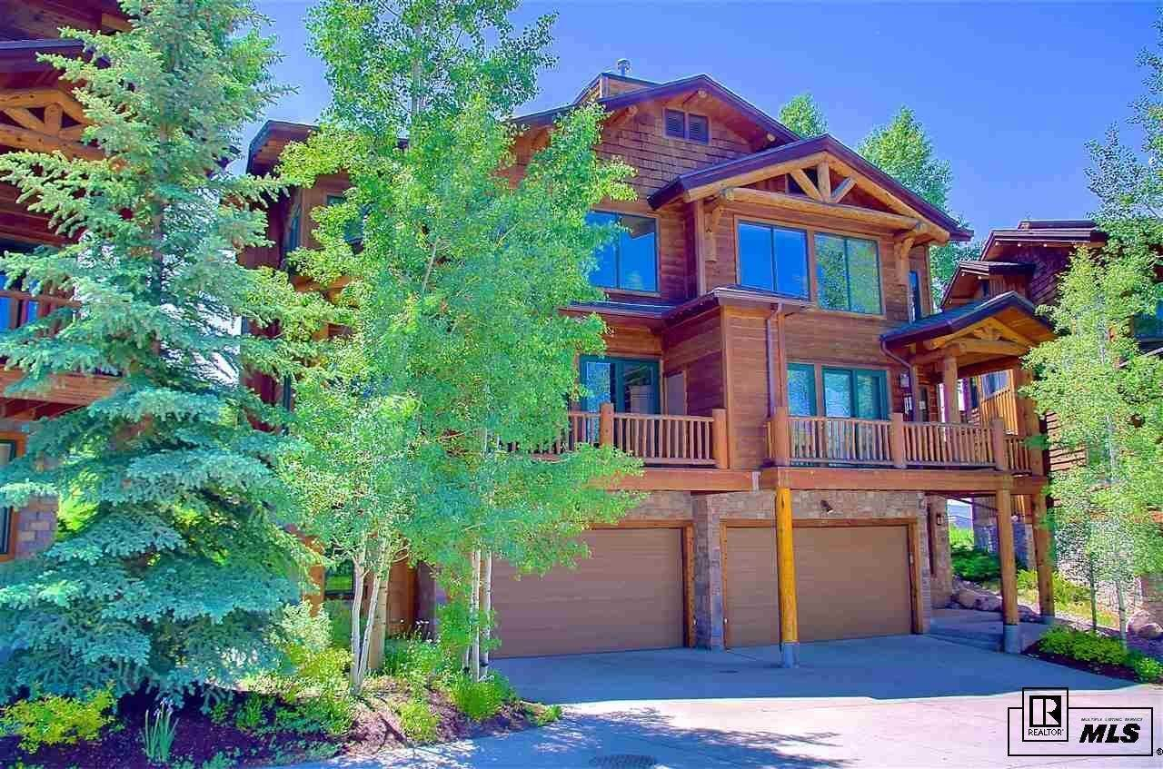 Multi Family at Steamboat Springs, Colorado United States