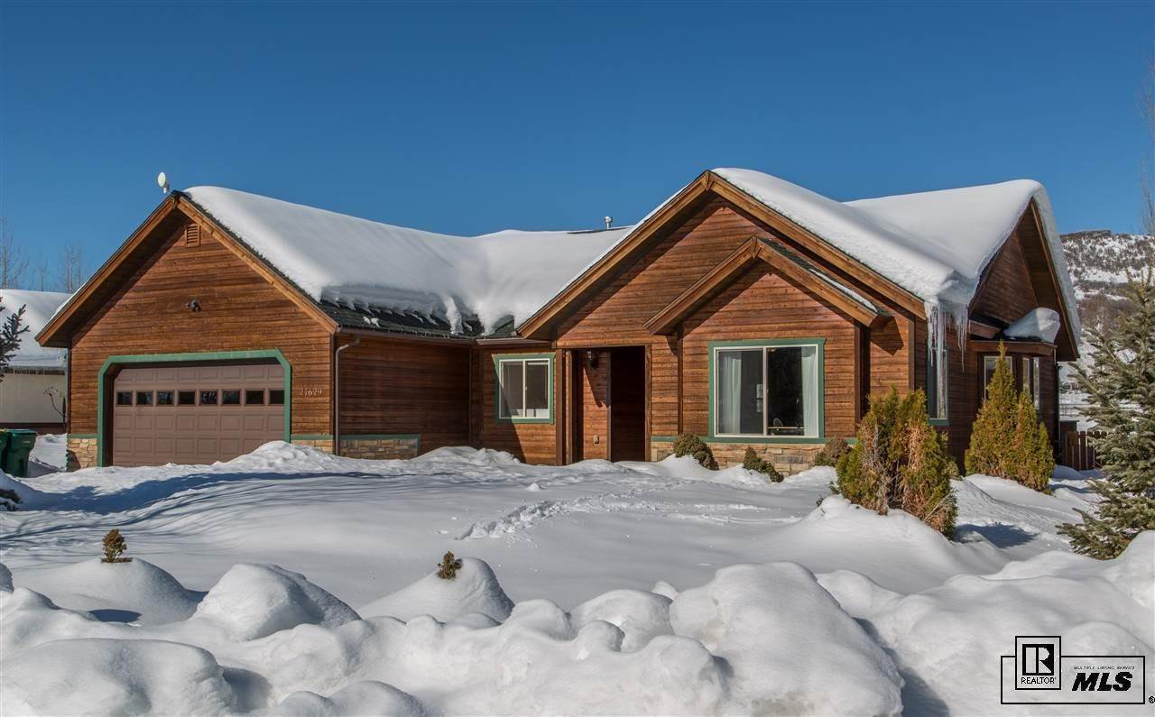 Single Family Homes at Steamboat Springs, Colorado United States