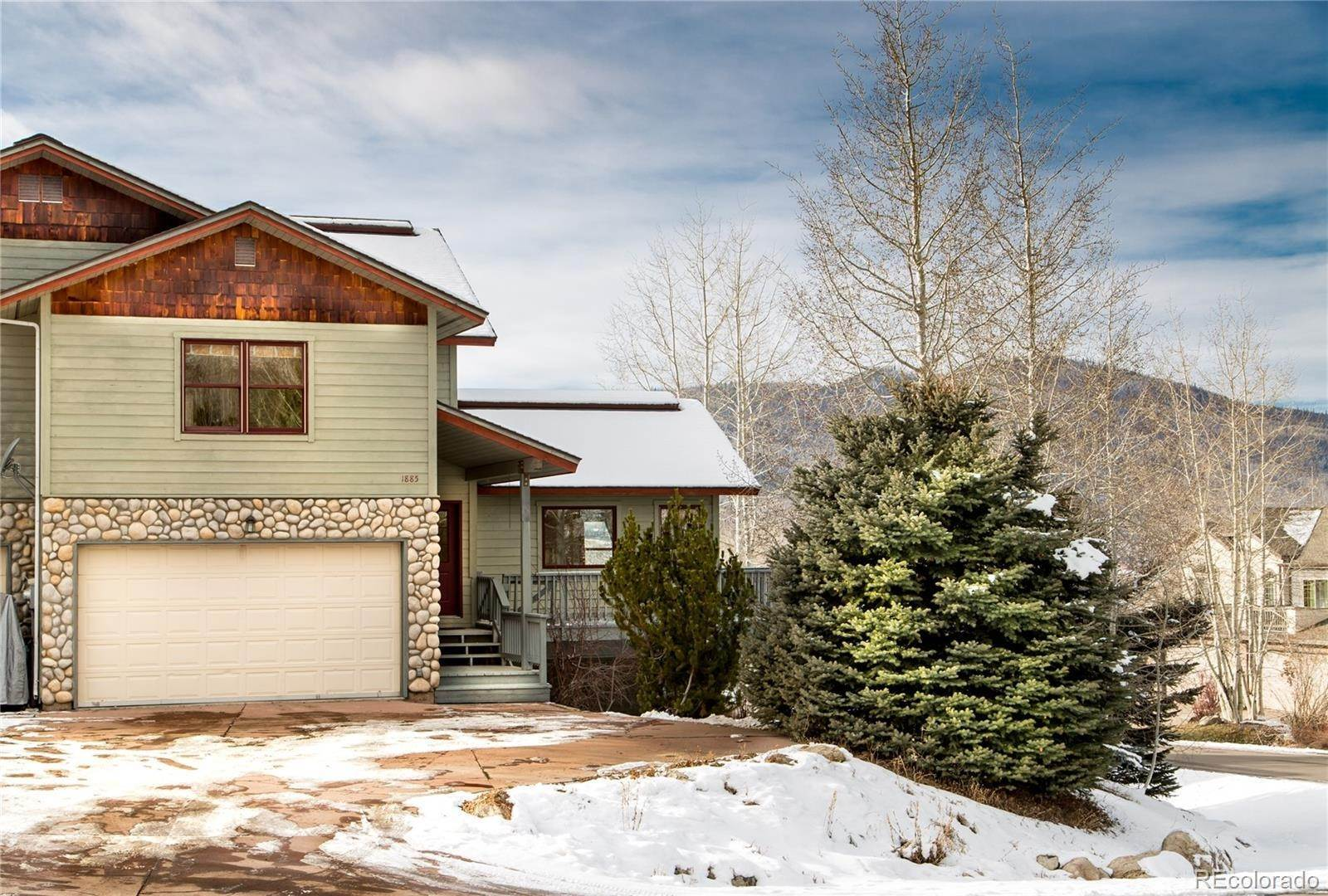 28. Multi Family at Steamboat Springs, Colorado United States