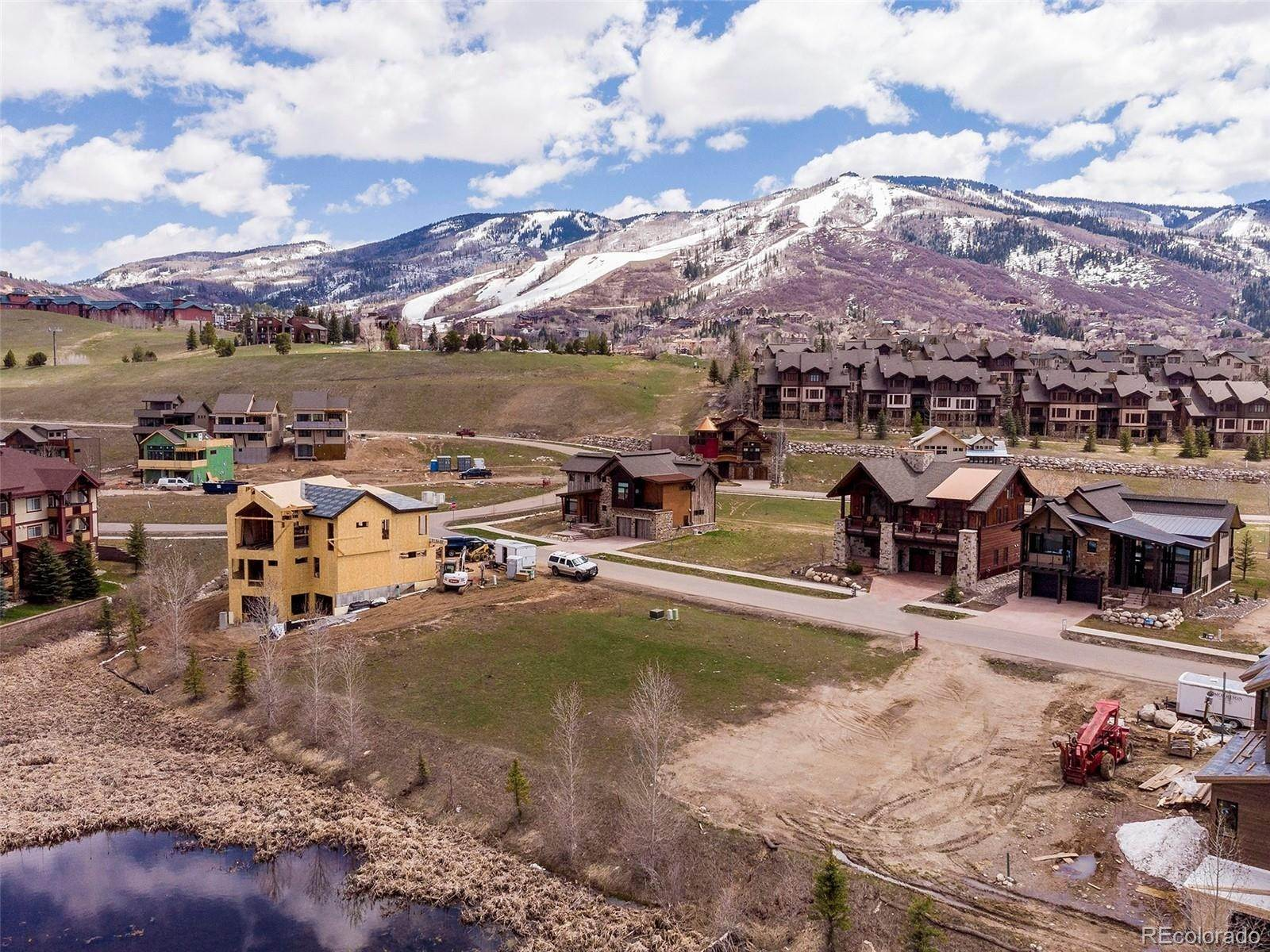 Land at Steamboat Springs, Colorado United States