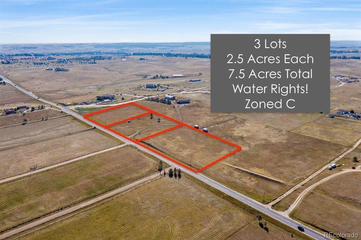 Land for Sale at 49993 Piasa Circle Elizabeth, Colorado 80107 United States