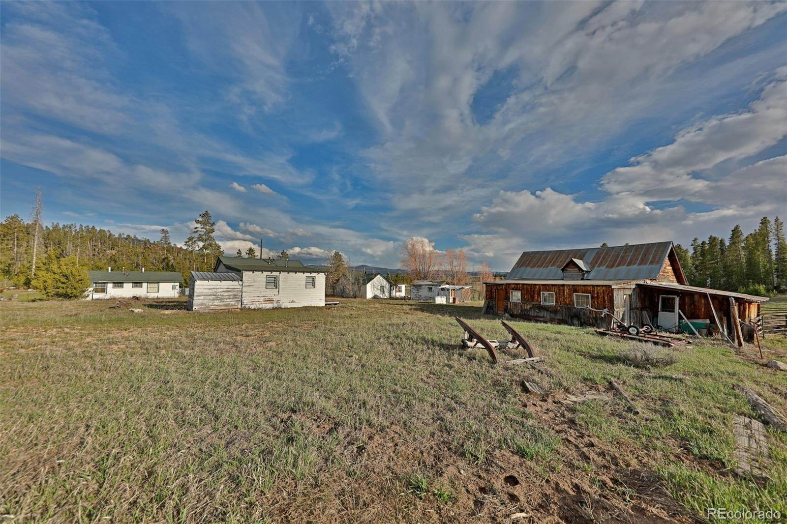 Single Family Homes for Sale at 10651 US Highway 34 Grand Lake, Colorado 80447 United States
