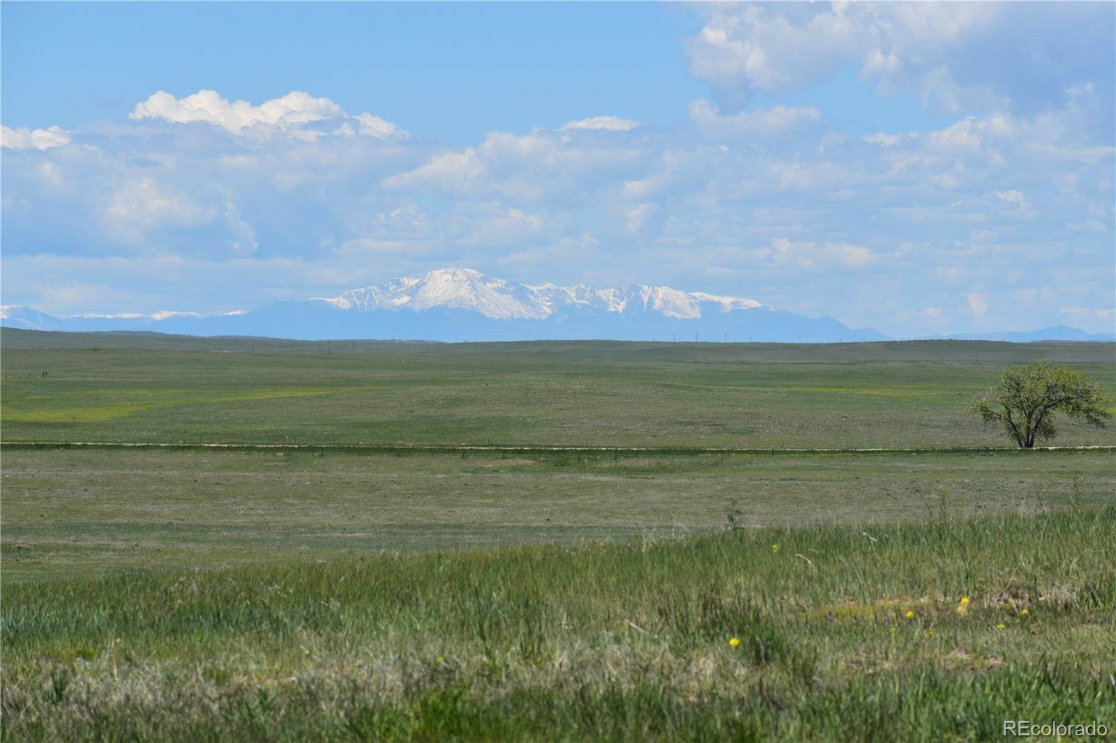 Land for Sale at 20100 County Road 161 Matheson, Colorado 80830 United States