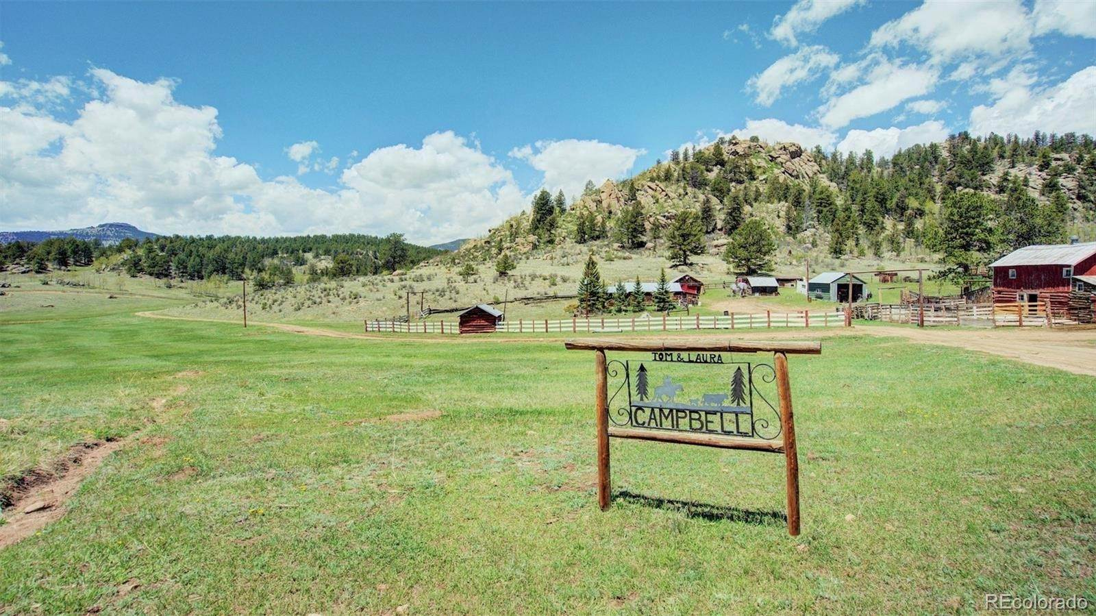 Land for Sale at 3193 County Road 71 Guffey, Colorado 80820 United States