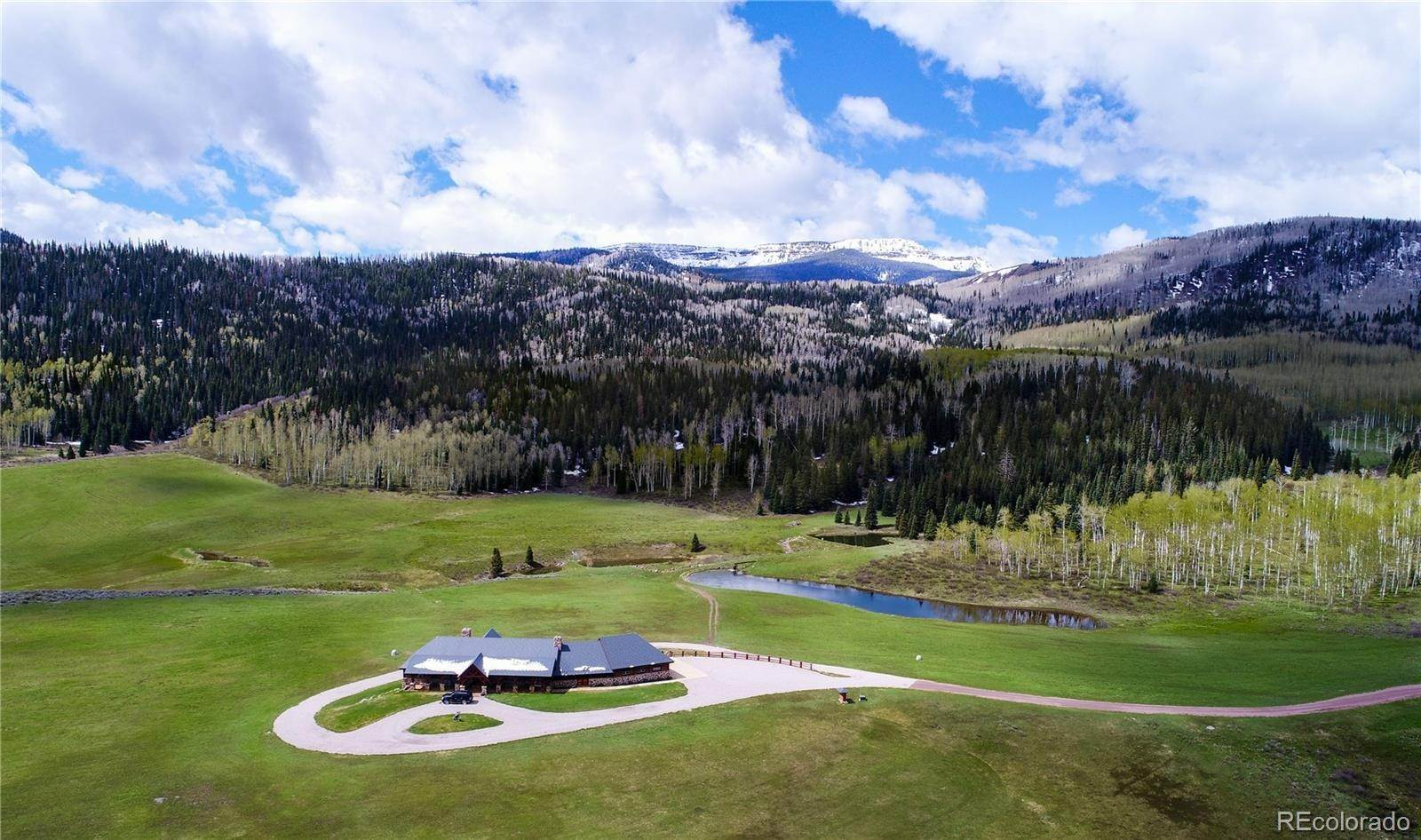 Farm for Sale at 70962 County Road #8 Meeker, Colorado 81641 United States
