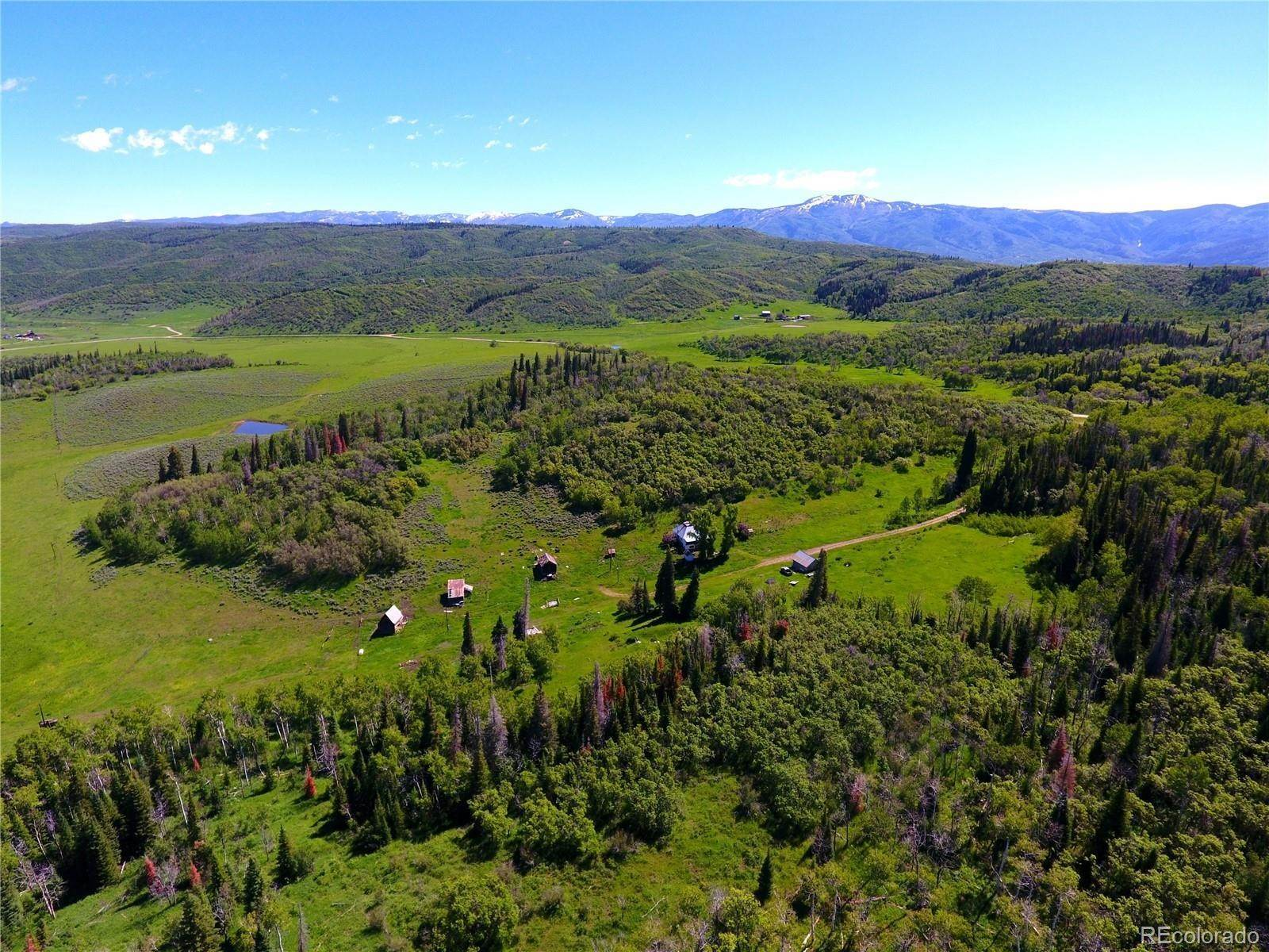 Single Family Homes for Sale at 33545 County Road 41 Steamboat Springs, Colorado 80487 United States