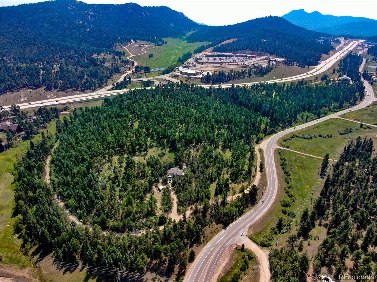 Land for Sale at 10250 Highway 73 Conifer, Colorado 80433 United States