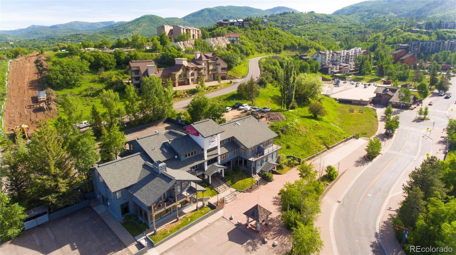 Single Family Homes for Sale at 1724 Ski Time Square Drive Steamboat Springs, Colorado 80487 United States