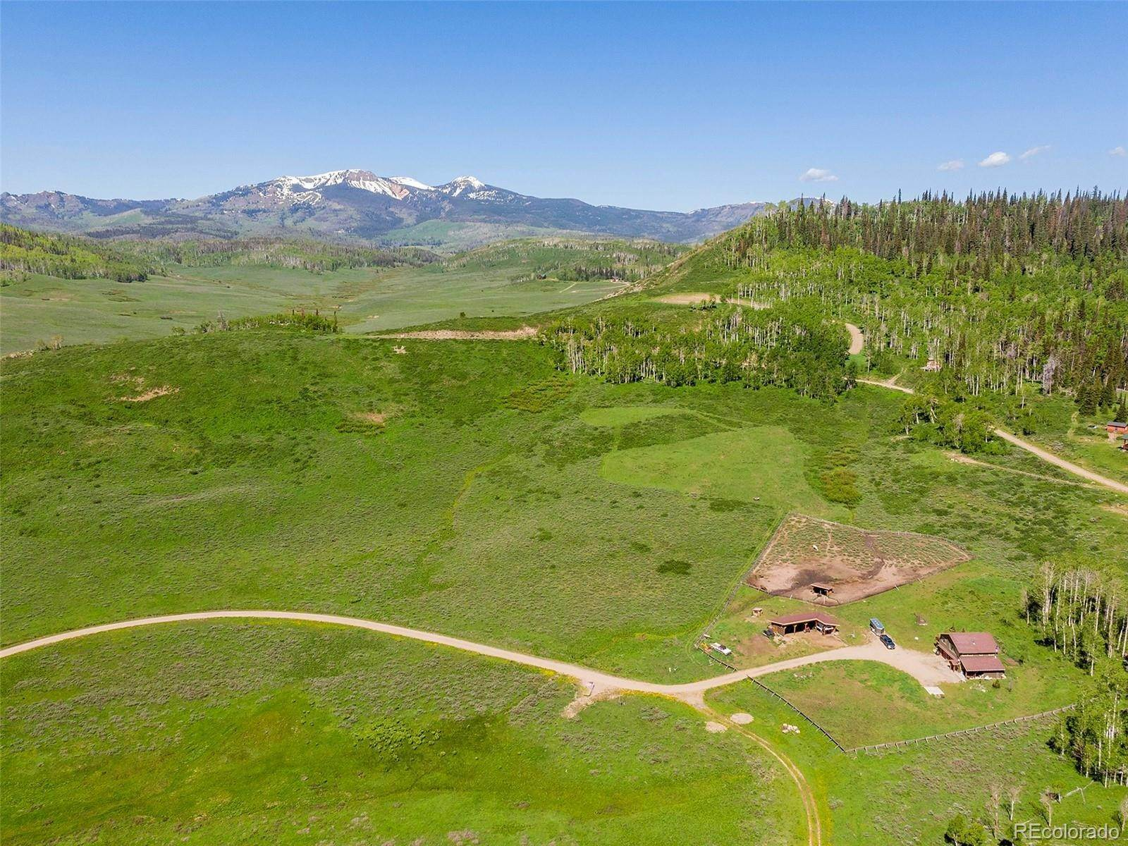 Land at Clark, Colorado United States