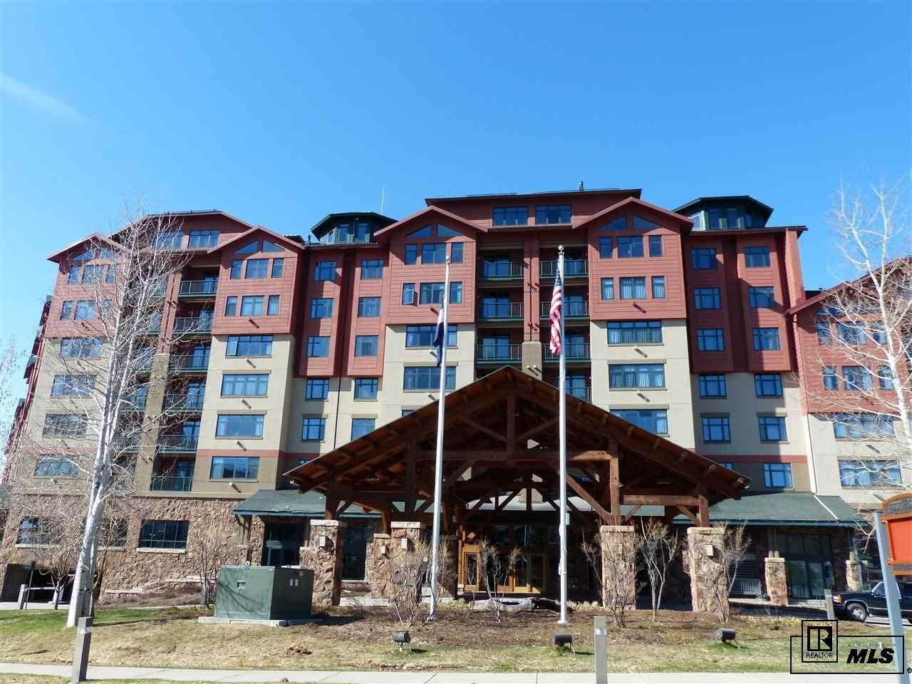 Condominiums for Sale at 2300 Mount Werner Circle Steamboat Springs, Colorado 80487 United States